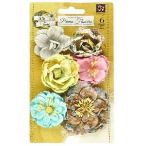 Prima Flowers- Life Time Collection-Lifetime Roses